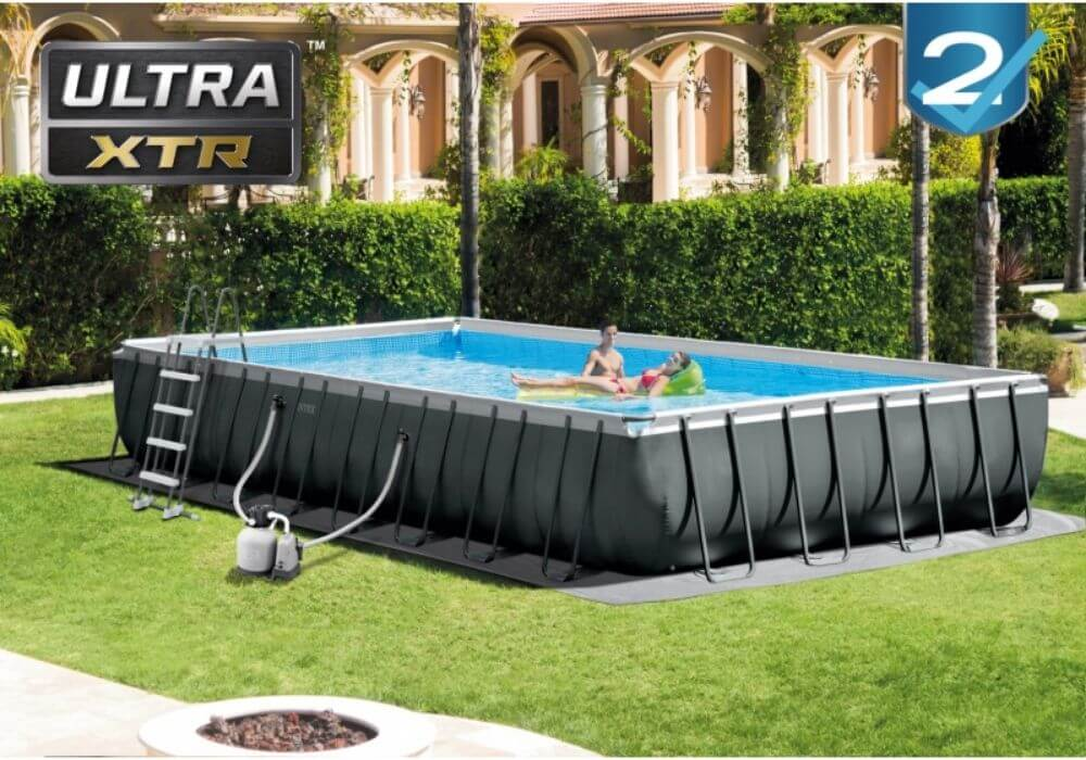 Jak basen ogrodowy wybrać?