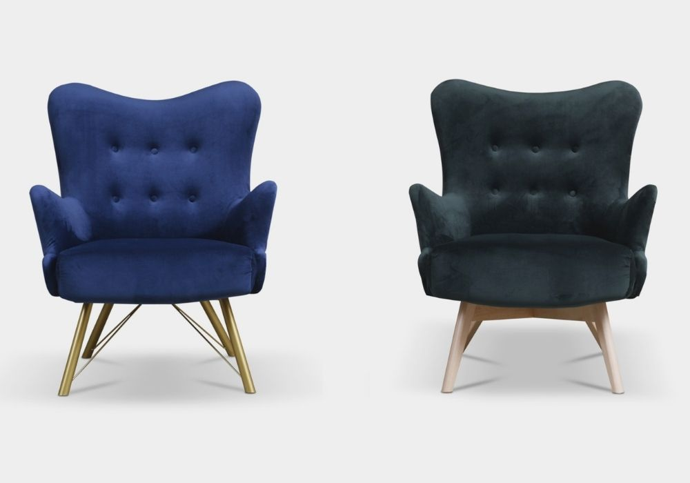 Fotel uszak – designerska forma, którą znamy odwieków