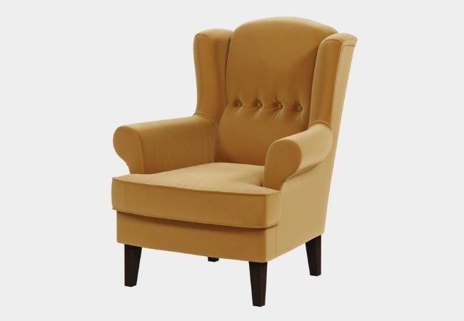 fotel uszak - model Lund