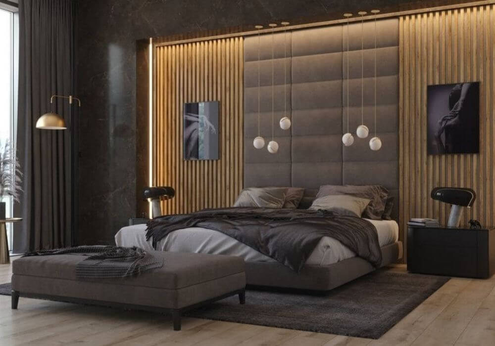 Lamele ścienne wsypialni – czytodobry wybór?