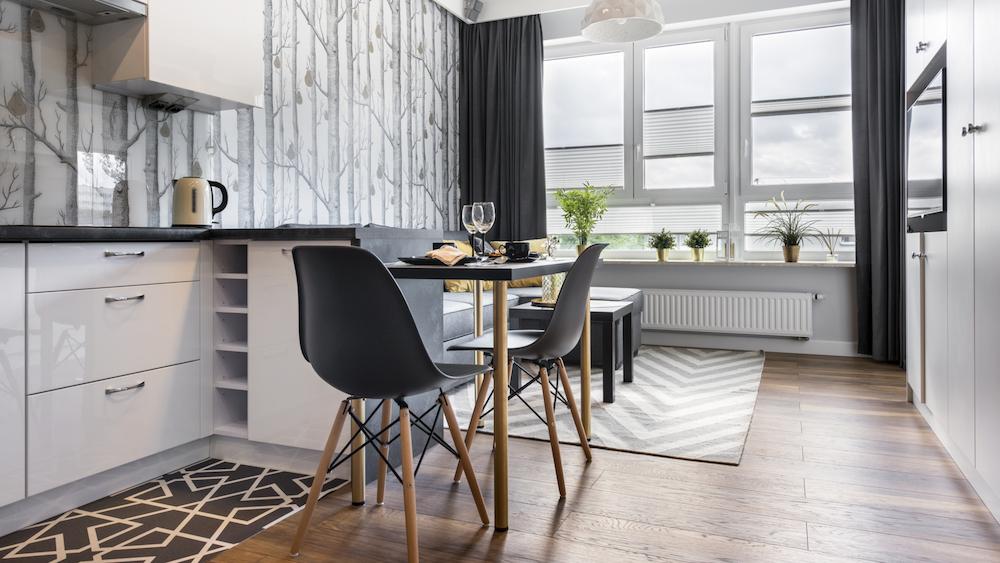 Modne wnętrze wmałym mieszkaniu —tomożliwe! 5 sposobów