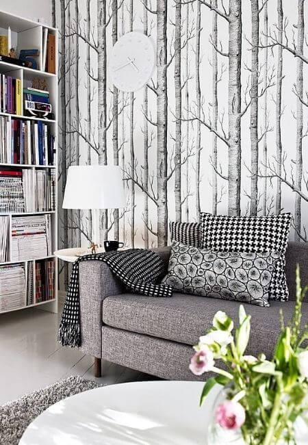 tapety zmotywem roślinnym - Cole & Son Woods