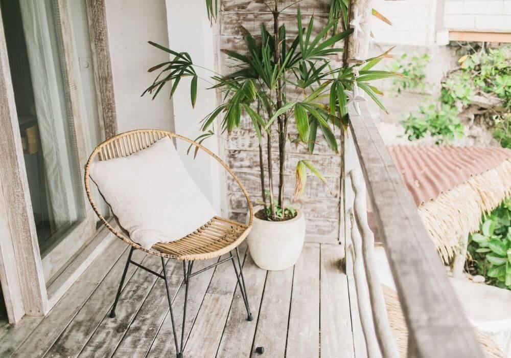 Niepowtarzalny klimat natarasie lub balkonie. Jak go osiągnąć?