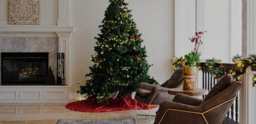 Najpiękniejsze dodatki świąteczne, którymi ozdobisz mieszkanie wgrudniu
