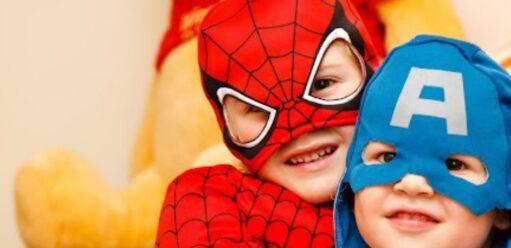 Jaką pościel zsuperbohaterami wybrać dla dzieci?