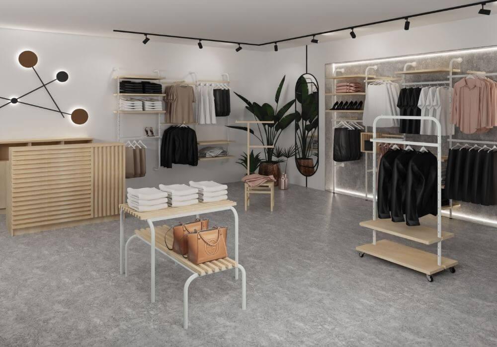 Stojaki dogarderoby – jakie wybrać, byułatwić sobie przechowywanie odzieży?