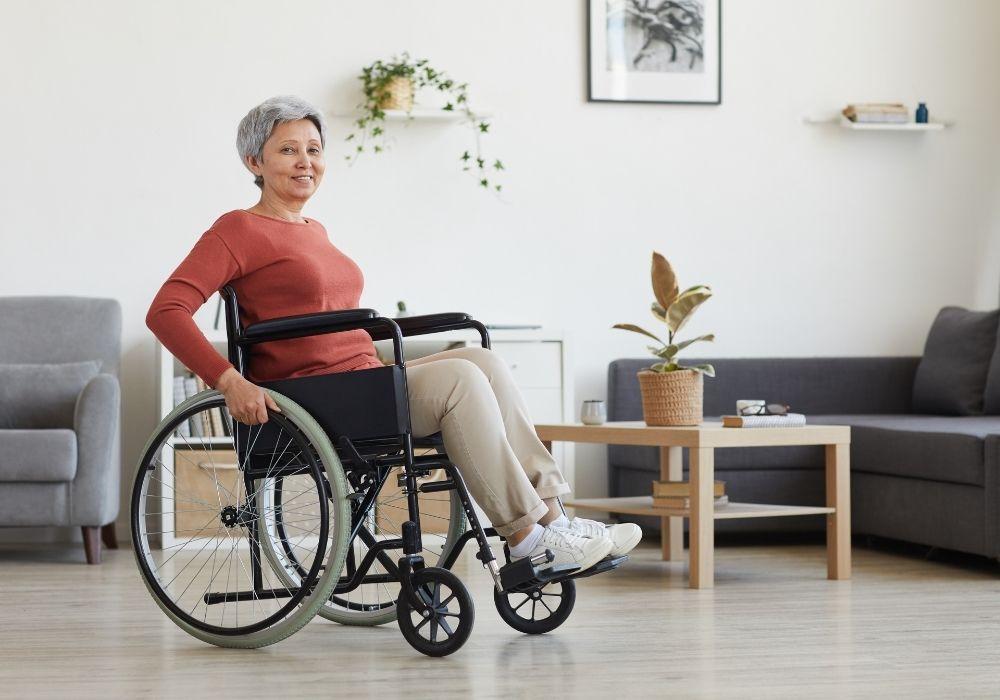 Jak urządzić mieszkanie dla osoby nawózku inwalidzkim?